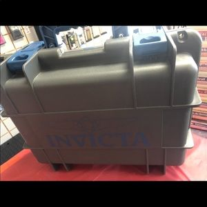 Invicta Gray Diver Series Hard Case